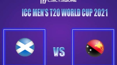 SCO vs PNG Live Score,In theMatchof ICC Men's T20 World Cup 2021which will be played at Al Amerat Cricket Ground, Al Amerat. SCO vs PNG Live Score,Match...