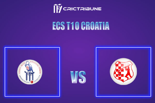 SOS vs ZAS Live Score,In theMatchof ECS T10 Croatia,which will be played at Zagreb, Croatia. SOS vs ZAS Live Score,Match between Sir Oliver Split vs Zagreb